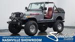 1985 Jeep CJ7 Renegade