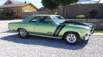 66 CHEVELLE RACE CAR WITH TITLE