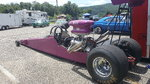 Carpenter dragster