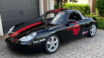 97 PORSCHE PCA SPEC BOXSTER RACE CAR