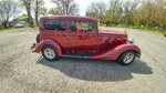 1934 CHEVY 2 DR TRADES WELCOME!