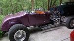 1927 T Glass roadster