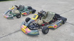 Tony Kart 125cc Rotax + CRG 125cc Rotax