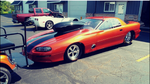 2002 Camero Top Sportsman 6.0 Cert