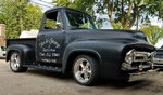 1953 F100 SBC IFS 9 inch 4 Link rolling chassis or turnkey
