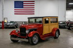 1929 Ford Model A Woody