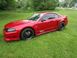 LSX Twin Turbo 427 1999 Ford Mustang Saleen