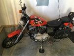 Scarce 1999 Harley Davidson 1200 XL Sport Survivor