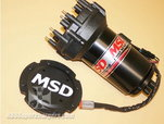 MSD 44 Generator Pro Cap Band Clamp Mount Black  for sale $2,594