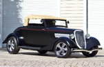 1934 Ford Roadster Convertible Street Rod  Automatic