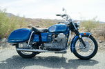 1973 Moto Guzzi Eldorado Police  for sale $14,600