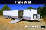 2019 Sundowner 30' Custom Aluminum Enclosed Car / Cargo Trai  for sale $27,500