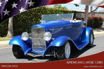 1932 Ford Roadster  for sale $54,900