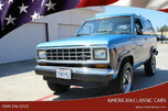 1988 Ford Bronco II  for sale $11,900