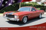 1971 Chevrolet El Camino  for sale $42,900