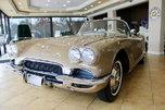 1962 Chevrolet Corvette  for sale $119,500