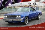 1987 Chevrolet El Camino for Sale $21,900
