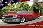 1960 Cadillac Series 62  for sale $99,500