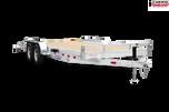 2021 Sure-Trac 7X20 Aluminum Car Hauler