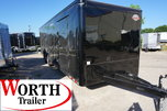 28' NOS Package Race Trailer ST# 33555 for Sale $16,400