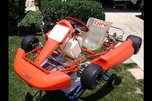 Birel 32mm chasis with Maxter MXO 125cc  for sale $1,500