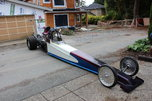 "Dragster 230"" w/355 SB  for sale $11,900"