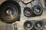 1960 Impala dash gauges