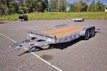 2021 Sure-Trac C-Channel 7x14+4 Aluminum w/3,500lb. Axles Op for Sale $5,150