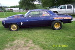 1965 Chevelle Drag Car  for sale $9,000