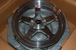 WELD RACING RT-S S71 DRAG RACING WHEELS GM BOLT PATTERN  for sale $875