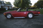 1976 Triumph TR6  for sale $19,500