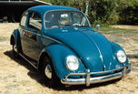 1966 Volkswagen Beetle  for sale $8,700
