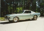 1966 Mustang Fastback  for sale $32,900