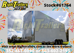 2020 8.5 x 26 Team Spirit Stacker Trailer