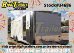 2021 8.5'x24' Bravo Race Trailer  for sale $26,999