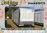 2021 32' Cargo Mate Race Trailer