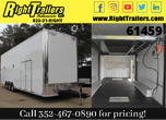 8.5x30 Stacker Race Trailer - Pro Package for Sale