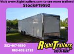 2019 8.5'x34' Cargo Mate Race Trailer  for sale $27,999