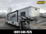 2018 Sundowner Trailers 46ft Silver Toy Hauler  for sale $70,155