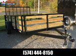 2021 Other 7x12 High Side Utility Trailer  for sale $2,095
