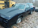 87 monte carlo ss roller  for sale $4,500