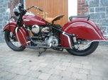1940 Indian 4 cylinder  for sale $14,500