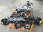JDM WRX STI 6 SPEED TRANSMISSION R180 DIFFERENTIAL AXLES BRE  for sale $2,700