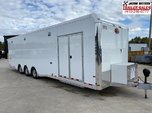 2021 Sundowner Race Series 8.5X34 Car/Race Trailer #4129
