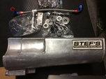 Sfefs oil pan for external oil pump. Great shape  for sale $200