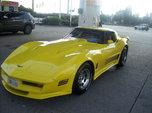 Real Nice 1981 Custom Corvette-Looks Great-Runs Great  for sale $12,000