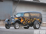 "1933 Willys Sedan delivery ""Catch Me If You Can"""