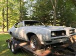 1968 Pontiac GTO  for sale $9,500