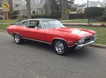 1968 Chevrolet Chevelle  for sale $36,500