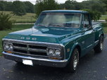 1970 Chevy GMC C/10 Short Wheel Base Step Side Truck  for sale $31,500